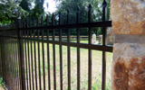 Residential Commercial Industry Aluminum Fence